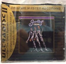 Cream Goodbye MFSL UDCD 681 Gold Audiophile CD Sealed Excellent Clapton   lp dcc