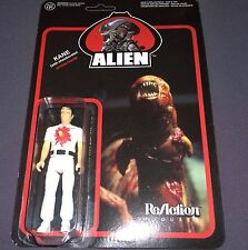 Reaction Alien Action Figure set of 1 Kane with chestburster figures