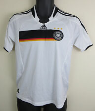 Adidas Germany 2008-10 Football Shirt Soccer Jersey Trikot 30/32 Boys 10-11 yrs