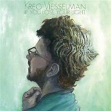 Kreg Viesselman - If You Lose Your Light - BRAND NEW AND SEALED CD