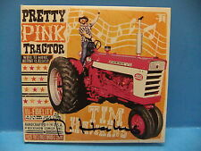 Tim Hawkins Pretty Pink Tractor 2011 CD SIGNED Autographed Christian Folk Comedy