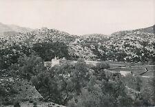 ÎLE DE MAJORQUE c. 1935 - Paysage Monastère de Lluc  Espagne - P 498