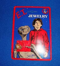 1982 E.T. Ring Carded New Old Stock