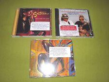 Santana - RARE Israeli Promo Israel Hebrew 3xCD / Musiq / Michelle Branch