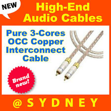 NEW High End Neotech Element Pure OCC Copper 3m Digital Coax Interconnect Cable