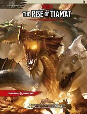 The Rise of Tiamat (D&D Adventure) by Wizards RPG Team  (Hardcover)