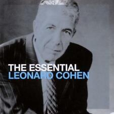 LEONARD COHEN - The Essential -- 2 CD  NEU & OVP