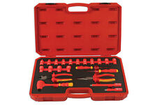Aislados Vde Certificado 3/8 Socket Set extensión Alicates Ratchet Tool Kit