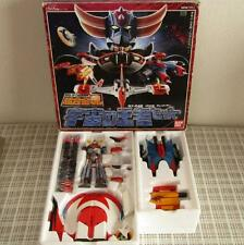 Bandai Soul of Chogokin GX-04S UFO Robot Grendizer Spazer Space King Set Japan
