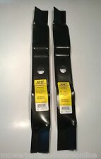 2 x Hardened Murray 3in1  Lawn Mower Blade  - 38 Inch Cut - 95104E701, 92543E701