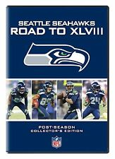 NFL Seattle Seahawks Road to Super Bowl XLVIII 48 3x DVD NEU Football