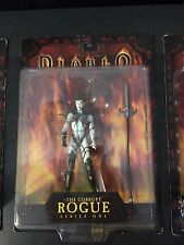 Blizzard Diablo Series 1 - the Corrupt Rogue Action figure VERY RARE