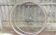 """COPPIA di Dunlop SPECIALE leggero ruote con mozzi British Defiance HUB 27 1 1/4"""""""