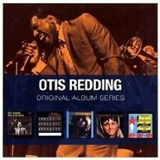 "OTIS REDDING ""ORIGINAL ALBUM SERIES"" 5 CD NEU"
