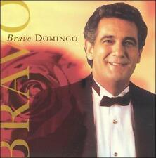 Bravo Domingo Domingo, Placido Audio CD
