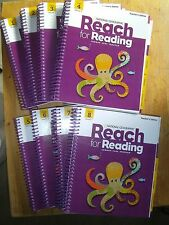 Nat'l Geographic Reach for Reading, Grade 2, Set of 8 Teacher Edition Units