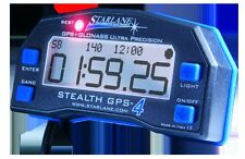 Starlane Stealth GPS+GLONASS  4X lap timer with Data Auto Motorcycle Kart