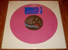 PINK FLOYD MONEY ~ ANOTHER BRICK IN THE WALL PART 2 PINK PROMO COLORED VINYL S/S