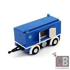 CB CUSTOM Modell THW Anhänger NEA 200 Netzersatzanlage aus LEGO® Steinen MOC