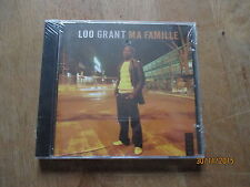 CD MUSIQUE LOO GRANT ma famille   NEUF SOUS FILM