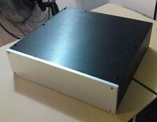 3209 Full Aluminum Enclosure case power amplifier chassis 320*90*300mm W*H*D