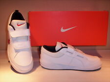 Sport shoes sneakers Nike Pico 4 baby boy/girl leather white 32 33 34 35