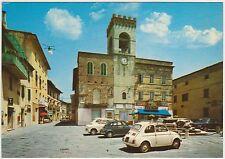 CASTIGLIONE DEL LAGO - PIAZZA MAZZINI (PERUGIA) 1975
