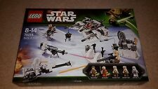 Brand New Lego Star Wars 75014 Battle Of Hoth Set - BNIB & Sealed