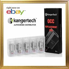 AUTHENTIC KANGER SUBOX MINI NANO OCC 0.5 Ω 5 COILS (1 PACK) US STOCK