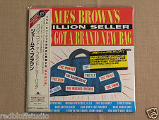 Papa's Got a Brand New Bag  James Brown UICY 9285 Japan LP Style CD