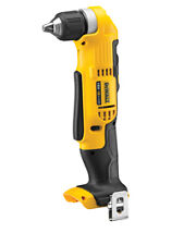 "DEWALT DCD740B 20-Volt MAX Li-Ion 3/8"" Right Angle Drill Bare Tool Only"