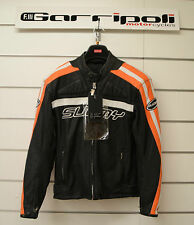 GIACCA UOMO IN PELLE CAFE RACER SUOMY COD: SK-XGIG11OR48
