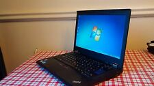 Lenovo ThinkPad T420 Laptop Core i5 2.5Ghz 4GB Webcam 250GB Windows 7 Office A