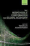 The Responsible Corporation in a Global Economy, Maclean, Camilla, Crouch, Colin