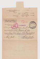 1945 Posta per per Prigionieri di Guerra/Internati Civili Prisoner of War Mail