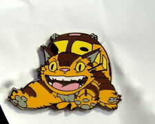 CAT BUS TONARI NO TOTORO CLOISONNE ENAMEL PIN  ANIME FROM JAPAN VINTAGE