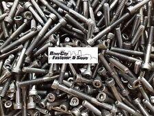 (10) M6-1.0x50mm Socket / Allen Head Cap Screw Grade 12.9 Steel 6mm x 50mm