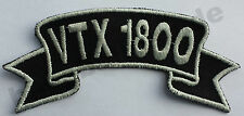 Patch écusson #34 vtx 1800, Biker écusson patch route 66 moto customusa