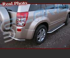 SUZUKI GRAND VITARA 06-14 SIDE STEPS + REAR CORNERS + GRATIS!!! (RUNNING BOARDS)