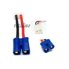 1 Tamiya Female to EC3 Male Plug Wire Connector Adapter Converter NIMH P17