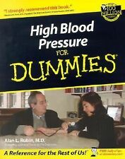 High Blood Pressure for Dummies-ExLibrary