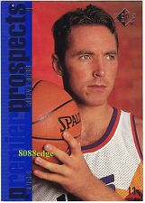 1996-97 UPPER DECK ROOKIE CARD: STEVE NASH #142 PHOENIX SUNS RC 2 TIMES NBA MVP
