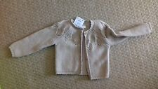 bntw Next baby girl cardigan 9-12 months