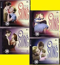 They're Playing Our Song Heartland 8CD Lot  Greatest 50s LES PAUL MARY FORD