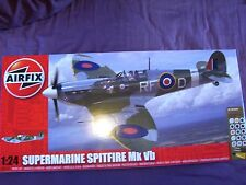 AIRFIX 1/24 scale Supermarine Spitfire Mk.Vb model kit [new]