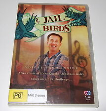 DVD - JAIL BIRDS - VOICES FROM INSIDE - Jonathon Welch - ABC - new and sealed