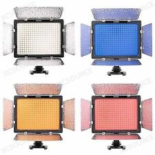 YongNuo YN-300 YN300 LED Video Light Lighting For Canon Nikon Pentax DSLR Camera