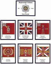 Scots Guards 2nd.  Series of Trade Cards Sent Post Free