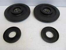 BOMBARDIER SKIDOO SUMMIT 800 2003 03 INSIDE WHEELS WHEELS PAIR 5.5 inch