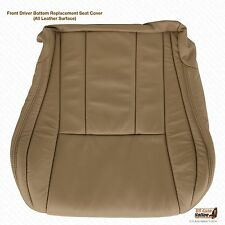 Toyota 4Runner leather Seat cover 1996-1997-1998-1999 L.H driverside bottom tan